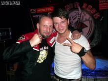 """Danny B & Maik Feldmann, Berlin Rock City 2.011"" by: TRIBEgraphix ©"