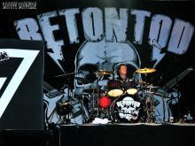 """Betontod Live - Bretinga Rockfestival 2012"" by: Nina Weird ©"